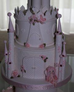 Carol Top cake