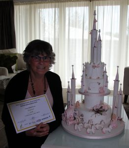 Carol cake